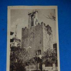 Postales: POSTAL CIRCULADA. CÁCERES. TORRE DE ABU-JACOB (BUJACO).. Lote 176481462