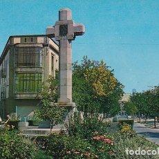 Postales: NAVALMORAL DE LA MATA CACERES CRUZ DE LOS CAIDOS ED. FITER Nº 8595 AÑO 1967. Lote 176543239