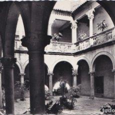 Postales: TRUJILLO (CACERES) - PALACIO ORELLANA PIZARRO (PATIO). Lote 176791638