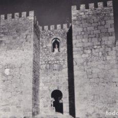 Postales: TRUJILLO (CACERES) - ENTRADA AL CASTILLO - EDICIONES ARRIBAS - ZARAGOZA. Lote 176791663