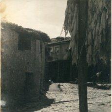 Postales: CUACOS DE YUSTE-CÁCERES-PLAZA DEL PUEBLO- AÑO 1948-FOTOGRÁFICA ÚNICA. Lote 177237509