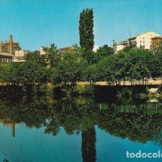 Postales: CACERES PLASENCIA VISTA DELRIO CON LA CATEDRAL ED. FITER Nº 7034 AÑO 1966. Lote 178218955