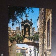 Postales: CACERES ARCO DE LA ESTRELLA. Lote 178624311