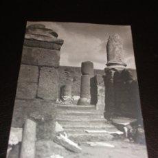 Postales: TARJETA POSTAL FOTOGRAFICA DE MERIDA BADAJOZ - TEATRO ROMANO RUINAS 1 - FOTO BOCCÓNI. Lote 178656863