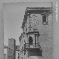 Postales: TARJETA POSTAL PLASENCIA CASA DEL DEAN, ED ARRIBAS. Lote 179215690
