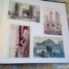 Postales: 190 POSTALES HISTÓRICAS DE EXTREMADURA EN LUJOSO ÁLBUM. RECUERDOS DE UN SIGLO GRÁFICO. Lote 180331930