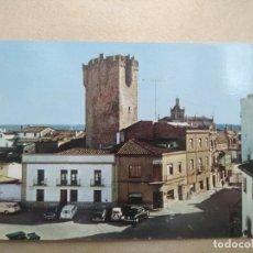 Cartes Postales: POSTAL CORIA CACERES, PLAZA DE ALVAREZ DE CASTRO. Lote 182071057
