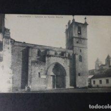 Postales: CACERES IGLESIA DE SANTA MARIA. Lote 182248138