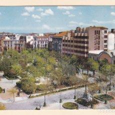 Cartes Postales: POSTAL PASEO DE CALVO SOTELO Y VISTA PARCIAL. CACERES (1962). Lote 182399772