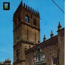 Postales: COLECCION DE CATEDRALES - Nº 46 BADAJOZ SIGLO XIII - SIN CIRCULAR - AÑO 1973 - S/C -PUBLICITARIA. Lote 182893925
