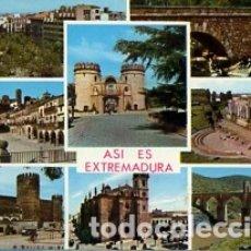 Postales: ASI ES EXTREMADURA - Nº 2905 VARIAS VISTAS - AÑO 1967 - SIN CIRCULAR. Lote 182894173