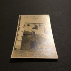 Postales: ANTIGUA POSTAL FOTOGRÁFICA CACERES CASA DEL SOL . Lote 183055340