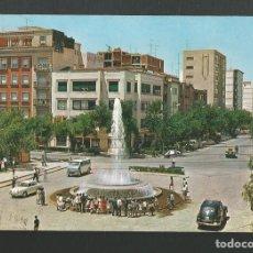 Postales: POSTAL CIRCULADA - CACERES 18 - FUENTE Y AVD GENERAL PRIMO DE RIVERA - EDITA GARCIA GARRABELLA. Lote 183355012