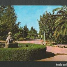 Postales: POSTAL SIN CIRCULAR - HERVAS - PARQUE MUNICIPAL - CACERES - EDITA F.I.T.E.R. Lote 183355098