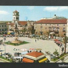 Postales: POSTAL SIN CIRCULAR - MERIDA 17 - PLAZA DE ESPAÑA - EDITA GARCIA GARRABELLA. Lote 183355368