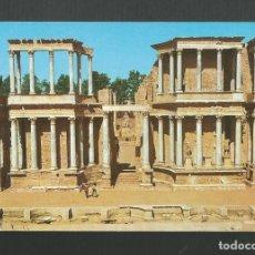 Postales: POSTAL SIN CIRCULAR - MERIDA 34 - BADAJOZ - ANFITEATRO ROMANO - EDITA GARCIA GARRABELLA. Lote 183355488