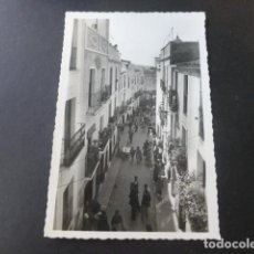 Postales: BADAJOZ TIPICA CALLE DE LA ZAPATERIA ED. ARRIBAS Nº 61. Lote 183431462