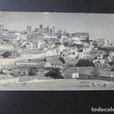 Postales: CACERES PARTE ANTIGUA VITA PARCIAL PUBLICIDAD HOTEL ALVAREZ CACERES. Lote 183436005