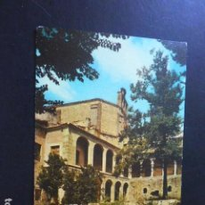 Postales: YUSTE CACERES MONASTERIO POSTAL. Lote 183521551