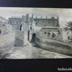 Postales: CACERES CASA DE LAS VELETAS ED. HUECOGRABADO VELAZQUEZ MADRID. Lote 183522312