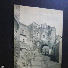 Postales: CACERES ARCO DEL CRISTO ED. HUECOGRABADO VELAZQUEZ MADRID. Lote 183522565