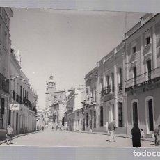 Postales: GUAREÑA (BADAJOZ).- CALLE DEL GENERAL FRANCO. Lote 183602871