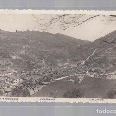 Postales: BAÑOS DE MONTEMAYOR (CÁCERES).- VISTA GENERAL. Lote 183603175