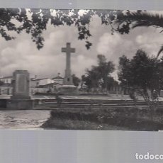 Postales: VALENCIA DE ALCANTARA (CÁCERES).- MONUMENTO A LOS CAIDOS. Lote 183603950