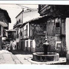 Postales: VALVERDE LA VERA (CÁCERES).- FUENTE CUATRO CAÑOS. Lote 183603711
