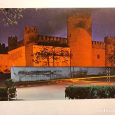Cartes Postales: ZAFRA (BADAJOZ) POSTAL NO.2019, PARADOR NACIONAL DE TURISMO. HERMAN CORTES (H.1970?). Lote 184058603