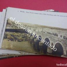 Postales: MERIDA. LOTE DE 20 POSTALES HAUSER & MENET. Lote 184132680