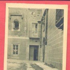 Postales: CACERES- CALLE DE LA PARTE ANTIGUA, SIN CIRCULAR, EDICION EULOGIO BLASCO, VER FOTOS. Lote 184219960