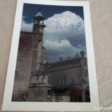 Postales: TRUJILLO FRANCISCO PIZARRO Y PLAZA MAYOR FOTO MODESTO GALAN . Lote 187151542
