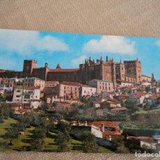 Postales: GUADALUPE VISTA GENERAL DEL MONASTERIO COMERCIAL F. ANTEQUERA. Lote 187151765