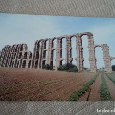 Postales: MERIDA ACUEDUCTO DE LOS MILAGROS FOTO SANCHEZ. Lote 187152125