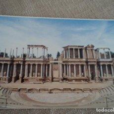 Postales: MERIDA TEATRO ROMANO FOTO SANCHEZ. Lote 187152291