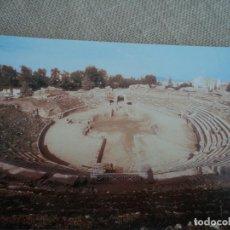 Postales: MERIDA ANFITEATRO ROMANO FOTO SANCHEZ. Lote 187152355