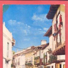 Postales: POSTAL JERTE (CACERES), 3 CALLE DE RAMON CEPEDA .S/C. FOTO BEATO, VER FOTOS. Lote 188712892