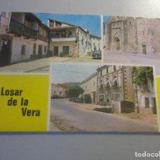 Cartoline: POSTAL LOSAR DE LA VERA ( CACERES ). Lote 189134385