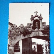 Postales: POSTAL DE CACERES: ARCO DE LA ESTRELLA. Lote 189772818