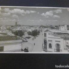 Postales: ALMENDRALEJO BADAJOZ VISTA PANORAMICA COLECCION CASTILLO IMP. P. MATAMOROS . Lote 190120972