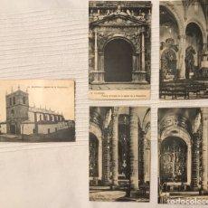 Postales: LOTE DE 5 POSTALES SIN CIRCULAR AÑOS 20, OLIVENZA - OLIVENÇA. COLECCIONISMO. Lote 190558997