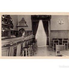Postales: PLASENCIA.(CÁCERES).- HOTEL ALFONSO VIII.- BAR.. Lote 191089520