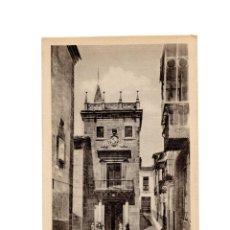 Postales: PLASENCIA.(CÁCERES).- HOTEL ALFONSO VIII.- PALACIO DE LOS GRIJALBOS.. Lote 191089677