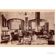 Postales: PLASENCIA.(CÁCERES).- HOTEL ALFONSO VIII.- HALL.. Lote 191090083