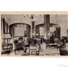 Postales: PLASENCIA.(CÁCERES).- HOTEL ALFONSO VIII.- HALL.. Lote 191090232