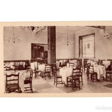 Postales: PLASENCIA.(CÁCERES).- HOTEL ALFONSO VIII.- COMEDOR.. Lote 191091031