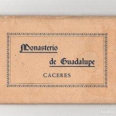 Postales: CÁCERES.- MONASTERÍO DE GUADALUPE. FOTO RODRÍGUEZ.. Lote 191098237