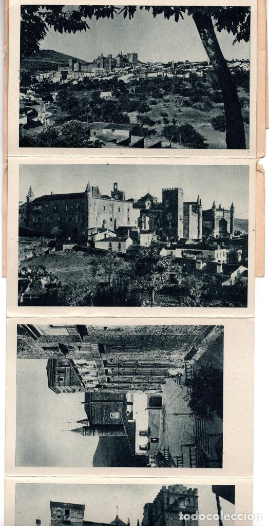 Postales: CÁCERES.- MONASTERÍO DE GUADALUPE. FOTO RODRÍGUEZ. - Foto 2 - 191098237