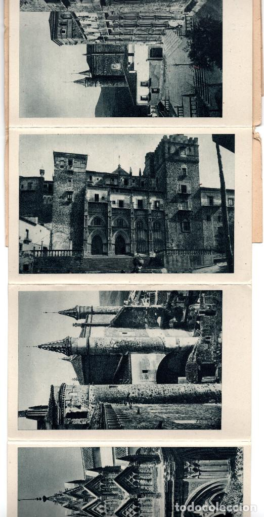 Postales: CÁCERES.- MONASTERÍO DE GUADALUPE. FOTO RODRÍGUEZ. - Foto 3 - 191098237